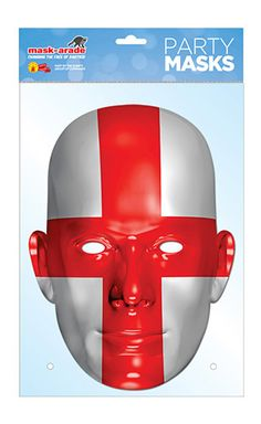 35aefdd3c3c Shout your country pride with this fantastic face mask. A great