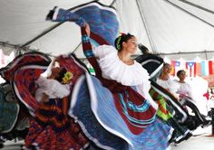 """""""Latin American art, traditions, food celebrated in downtown Dallas"""" via DallasNews.com"""