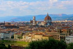 #florence #italy Michelangelo Piazza