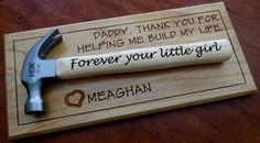 Diy Gifts For Dad, Diy Father's Day Gifts, Father's Day Diy, Thoughtful Gifts For Dad, Homemade Fathers Day Gifts, Personalized Fathers Day Gifts, Best Birthday Gifts, Dad Birthday, Birthday Presents For Dad