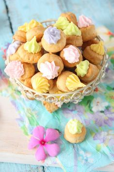 Cherry on a Cake: ICED GEMS - Perfect for Easter!