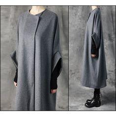 minimalist coat plus size - Google'da Ara