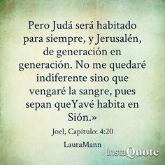 Joel 4:20