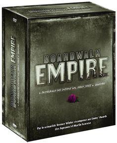 Boardwalk Empire - L intégrale des saisons 1 à 4 - DVD