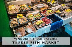 Vendors + Fresh Catc