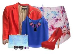 """""""#294"""" by joana-raquel-26 ❤ liked on Polyvore featuring Ally Fashion, rag & bone, H&M, Kendra Scott and Vince Camuto"""