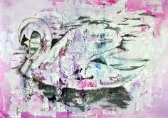"Saatchi Art Artist Diana Linsse; Painting, ""Faith"" #art"