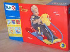 bao toys V8 Driver steering wheel  simulates driving a car dashboard motor skill #Bao