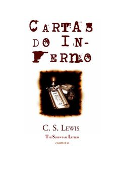C  s. lewis   as cartas do inferno - completa by Lívia Chaves via slideshare