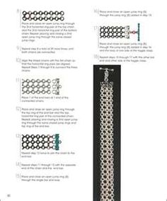 chain mail jewelry shows you how to make dazzling distinctive jewelry ...