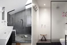 Mamparas de ducha para la decoración del baño