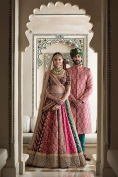 The Udaipur Collection by Sabyasachi Mukherjee   Paheli   Spring Couture 2017