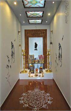 Pooja Room Color Ideas Puja Room Ideas Pooja Rooms Room Puja Room
