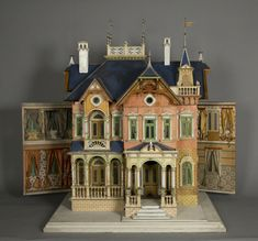 haven't you always wanted a dollhouse?