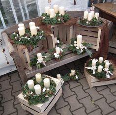 Pocket-German: Der Adventskranz - The Advent wreath: