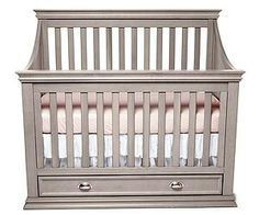 Mason covertible crib by Franklin and Ben ♡