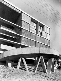 Villa Portales, Santiago de Chile, 1950s