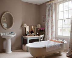 Bathroom Beauties  #romantic #vintage #shabby