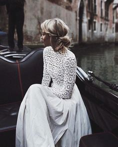 Dress: long sleeve lace lace long sleeve maxi romantic wedding hairstyles hairstyles