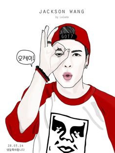Jackson Wang GOT7 #Jackson #JacksonWang #GOT7