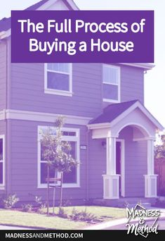 Thinking about buying a house? These detailed steps include a checklist for utilities you need to set up, what can be done before you make an offer, etc. New Home Checklist, Garbage Recycling, Change Your Address, Finance Bank, Home Inspection, Selling Your House, Home Ownership, Types Of Houses, Water Tank
