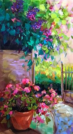 Daisies and pears and delphiniums oh my 20 x 20 sm nancy daisies and pears and delphiniums oh my 20 x 20 sm nancy medina pinterest delphiniums and paintings mightylinksfo