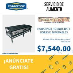 #ServicioDeAlimento #Estufón http://www.ferrezone.mx El mercado ferretero de México Anúnciate gratis