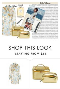 """""""Untitled #115"""" by jspe8 ❤ liked on Polyvore featuring The 2nd Skin Co., Oris and Chanel"""