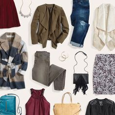"Say YES to NOvember! Pin your monthly must-haves to let your Stylist know what you're coveting on our ""Trending Now"" board at Pinterest.com/stitchfix."