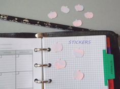pastel goth pumpkin planner stickers halloween pink blue gothic horror label guest book invitation envelope scrapbooking lasoffittadiste