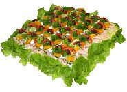 Sandwich Cake ideas for size