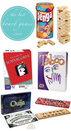 Best Board Games :)