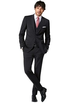 #Carl Gross Herren CARL GROSS Anzugsakko »CG TR-Shane_A« schwarz #Bekleidung, #Blazer, #Herren, #Sakkos,     #Modeonlinemarkt.de