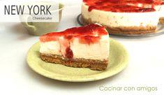 Cocinar con amigos: NY Cheesecake {Tarta de queso americana}