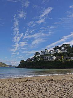 Salcombe, Devon, by Amanda Stacey, via Flickr