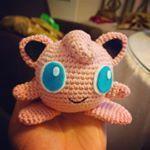 Terminado :) Espero que os guste esta última creación. Tenía ganas de hacer más Pokémon de crochet y, desde luego, no será el último. -- Done! I hope you like my last creation. I was looking forward to crocheting another Pokémon and it won't be the last ;) #amigurumi #amigurumis #jigglypuff #pink #pkm #kawaii #cute #ganchillo #crochet #pokemon #normalpokemon #lindo #hechoamano #handmade #diy #manualidades #amano #love #plush #peluche #pokemongo