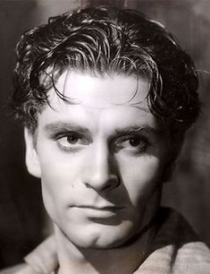 Laurence Olivier   lord, talk about beautiful.