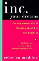 The book I read a year before I started my biz.  Just awesome for women who are thinking about going out on their own.
