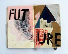 Sketchbooks 2007 - 2009 - Kenn Goodall / Art & Illustration