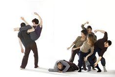 London Contemporary Dance School Students