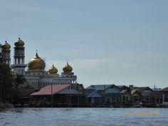 """""""Koh Panyi""""   Floating Village   Phang Nga Bucht, Andamanensee, Süd Thailand        Floating Village, ist eine Stadt, die auf Stelzen im ..."""