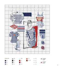 View album on Yandex. Cross Stitch Sea, Cross Stitch Charts, Cross Stitch Patterns, Cross Stitching, Cross Stitch Embroidery, Charts And Graphs, Nautical Theme, Needlework, Kids Rugs