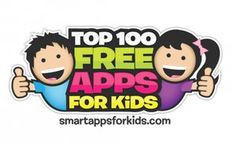 Our Top 100 Free Apps for Kids list has been updated! #ad