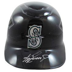 MLBPAA Ken Griffey Jr. Seattle #Mariners Autographed Seattle Mariners Batting Helmet $489.99