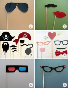 photoProps - Use for family party or family reunion.