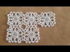 "Needle Tatting - Best Needle Tatting Tip: Katy's secret ""special step"" by RustiKate Crochet Squares, Crochet Granny, Crochet Motif, Irish Crochet, Crochet Designs, Crochet Doilies, Crochet Flowers, Crochet Stitches, Knit Crochet"