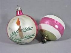 Bildresultat för julgranspynt i glas