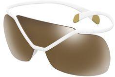 Silhouette #Sunwear: Futura  4068 6052 White Gold Stream