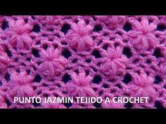 Punto tejido a crochet # 3 para colchitas de bebe - points crocheted | Узоры для вязания крючком. | Постила