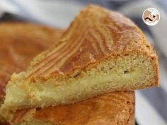 Basque Cake, a Southwestern French dessert, Photo 4 Desserts Français, French Desserts, French Food, Basque Cake, Basque Food, New Orleans Recipes, Cuban Cuisine, Cuban Recipes, Sweet Pastries